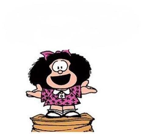 frasi mafalda frasi belle mafalda divertenti - Dark Hairstyles