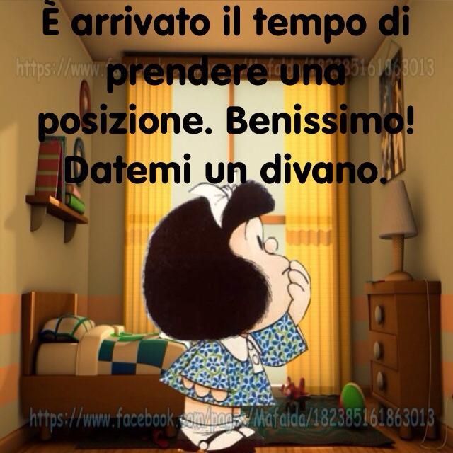 Mafalda Buonanotte Da Ridere A Crepapelle Immagini Buonanotte Le